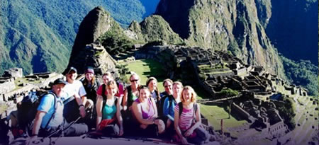 Classic Inca trail 7 day tour package