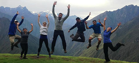 Short inca trail 5 day