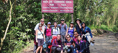 short inca trail 10 day