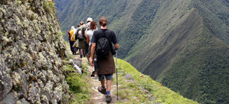 Short inca trail 7 day